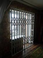Раздвижная решетка Балкар-Днепр балконная