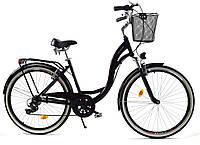 Городской велосипед DALLAS ALUMINUM