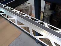 Алюминиевый дилатационный профиль ALD 10 (для деформационного шва) 2.5 м