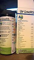 Тест-полоски для визуального анализа мочи Urine RS А10, HTI, США
