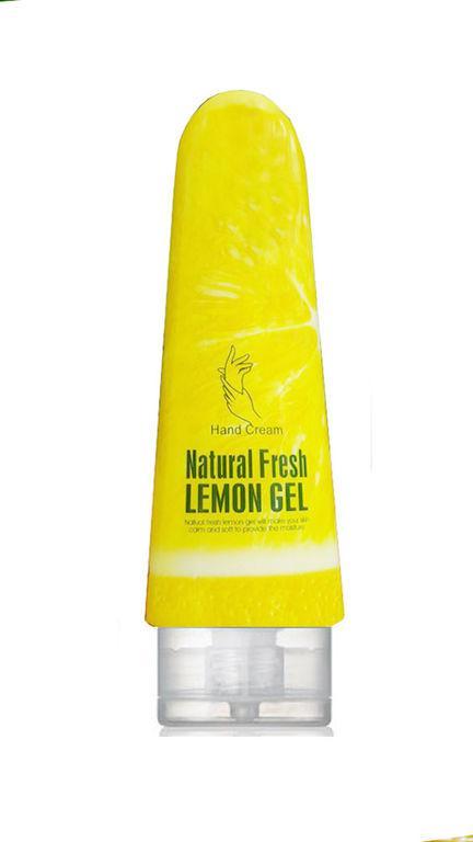 Крем для рук Wokali NATURAL FRESH Lemon
