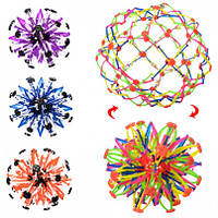 Мяч трансформер, 4 цвета, YZ1367