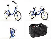 Складной велосипед MIFA BIRIA