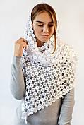 Свадебный шарф Анастасия