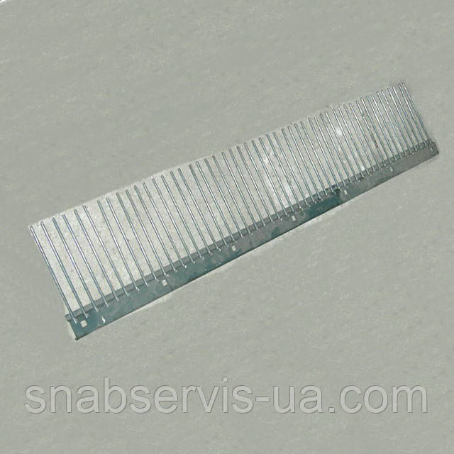 Пальцевая решетка стрясной доски
