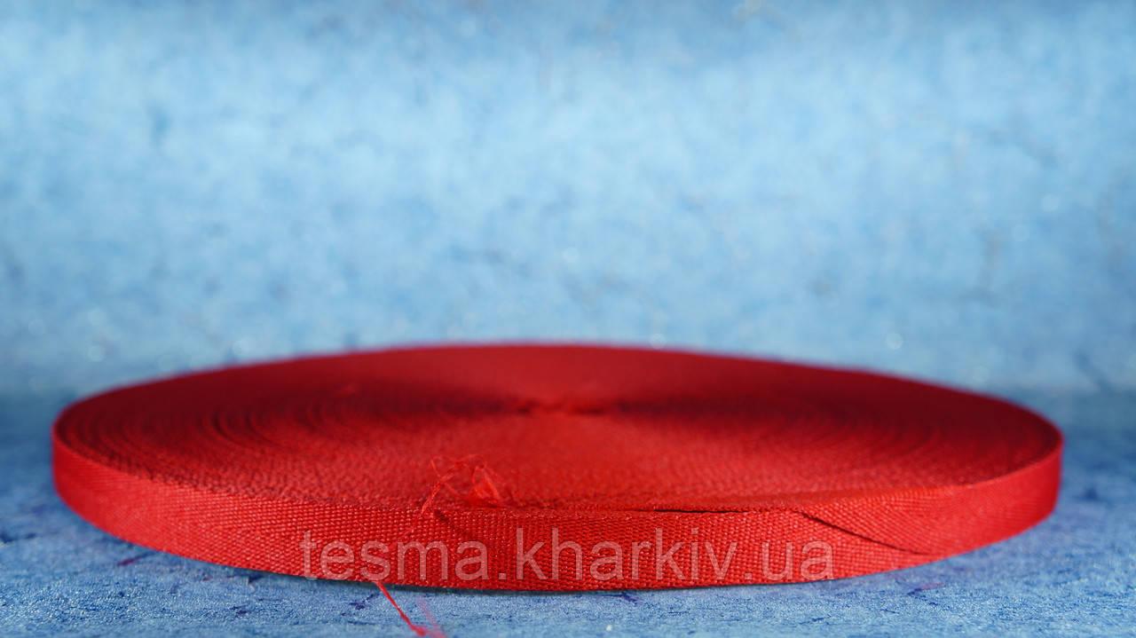 Киперная лента 15 мм красная