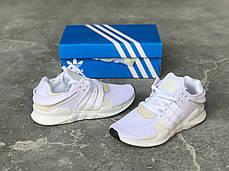 Женские кроссовки Adidas EQT Support ADV White AQ0916, Адидас ЕКТ, фото 3