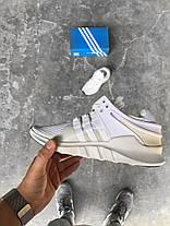 Женские кроссовки Adidas EQT Support ADV White AQ0916, Адидас ЕКТ, фото 2