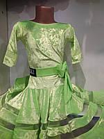 Рейтинговое платье (бейсик) для девочек