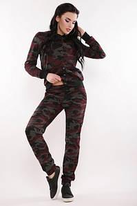 Женский спортивный костюм-милитари на флисе (Militaire fup)