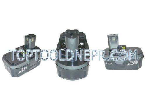 Аккумулятор для шуруповерта Ryobi RB18L26, 18 В, 1 акк Li-ion, 2.6 А/ч,