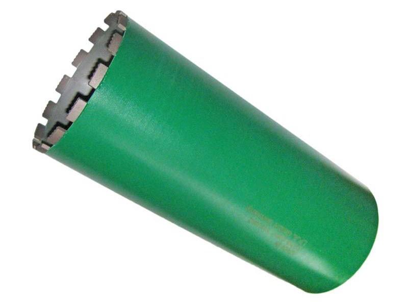 Алмазна коронка для свердління з водою KROHN 178мм