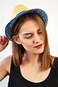 Шляпа Мальорка бежевая