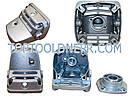 Корпус редуктора для болгарки Stern AG 230 B,Einhell BWS 230-3, фото 10