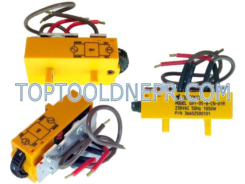 Блок электроный для миксера Интерскол КМ1000