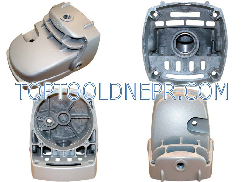 Корпус редуктора для болгарки Интерскол УШМ-230/2300М