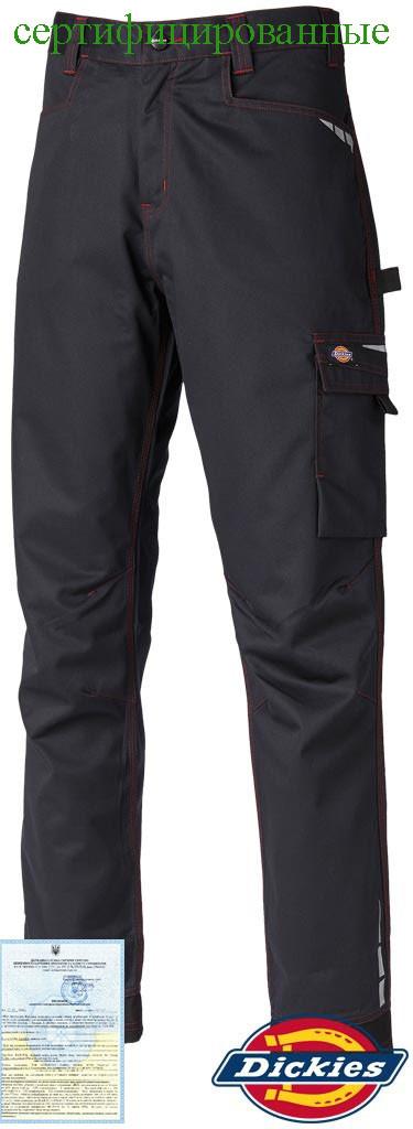 Брюки рабочие DICKIES США (рабочая одежда) DK-LAKE-T BL