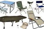Мебель для пикника и туризма – выбираем правильно