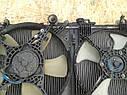 Радиатор охлаждение двигателя Mitsubishi galant 8 1996-2003г.в. 2.4 бензин, фото 4