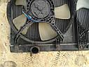 Радиатор охлаждение двигателя Mitsubishi galant 8 1996-2003г.в. 2.4 бензин, фото 5