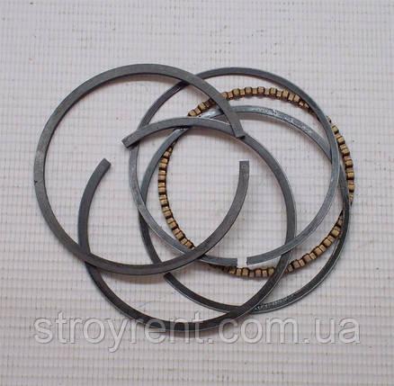 Поршневые кольца Honda GX-120 +0,25мм, 60,25мм, фото 2