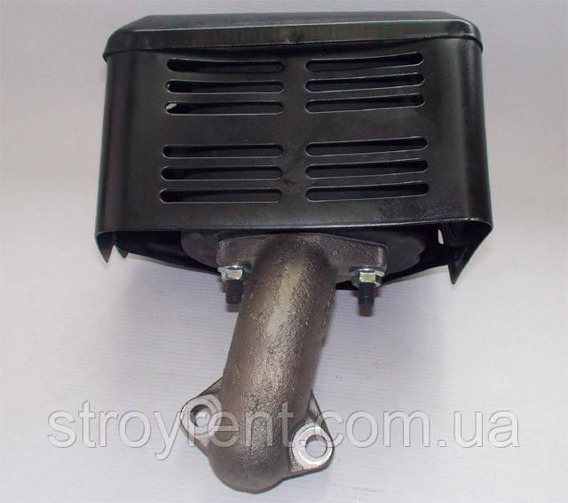 Глушитель на Honda GX-270/Honda GX-390