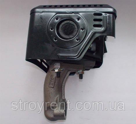Глушитель на Honda GX-270/Honda GX-390, фото 2