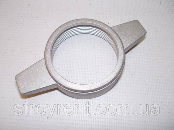 Гайка для мотопомпы 50мм алюминий, фото 2