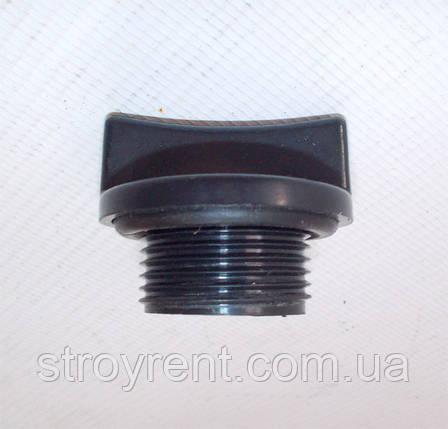 Пробка сливная/заливная мотопомпы ABS, фото 2
