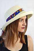 Шляпа Мадейра молочный