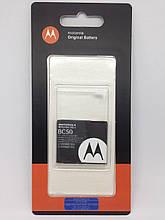 АКБ Motorola BC50