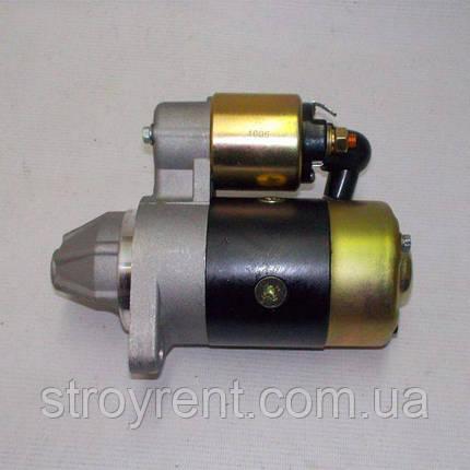 Электростартер 178F/186F, фото 2