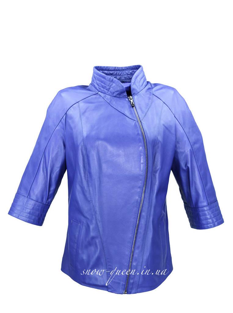 Женская кожаная куртка Ricca Donna