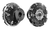 Вискомуфта вентилятора радиатора Iveco EuroCargo 504029738, NRF