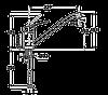 Смеситель TEKA MTP 913 топаз, фото 2