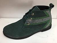 Купить Женские Кожаные ботинки  оптом