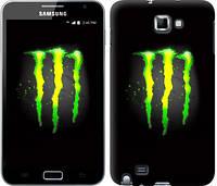 "Чехол на Samsung Galaxy Note i9220 Monster energy ""821c-316-328"""