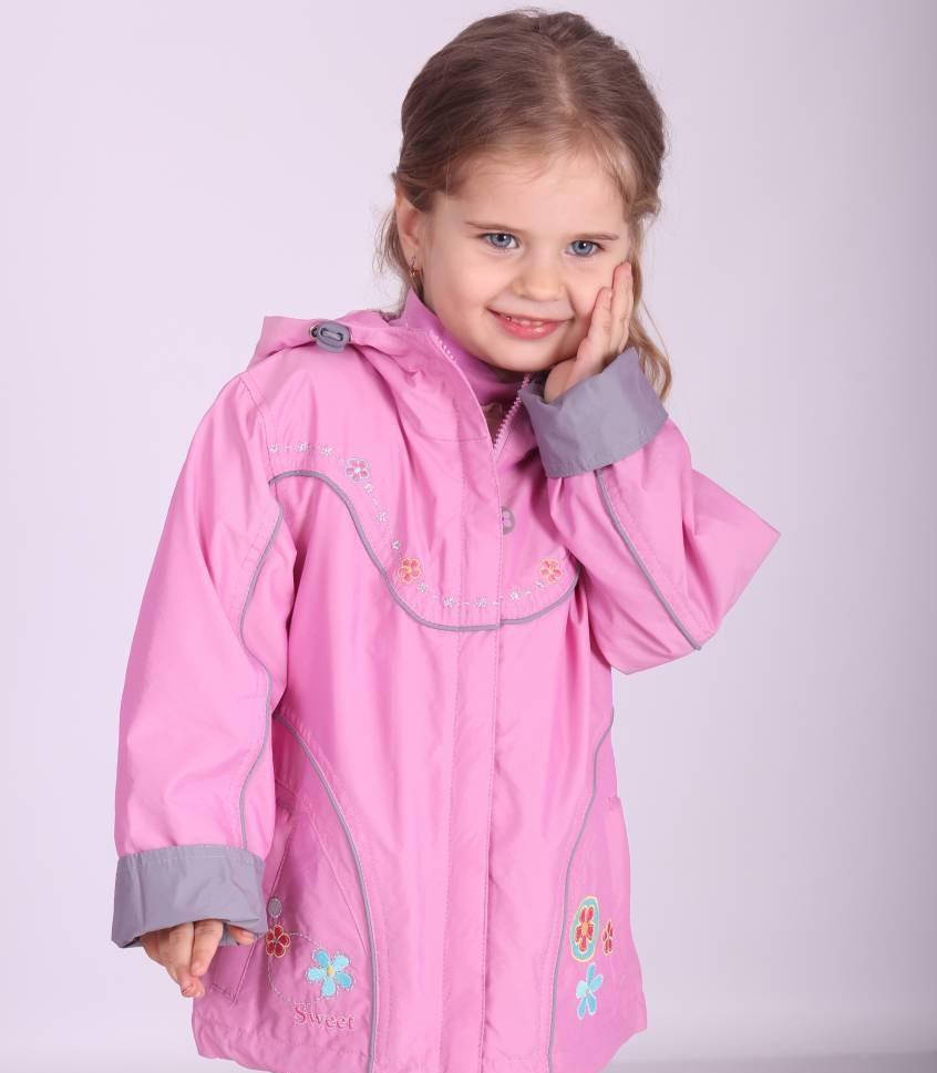 Детская демисезонная куртка для девочки DIWA Club, № 3162