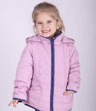 Детская демисезонная куртка для девочки Snow Image,№ 008, фото 2