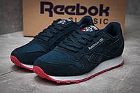 Женские повседневные кроссовки Reebok Classic, темно-синие