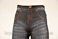 Лосины женские под джинс, фото 3