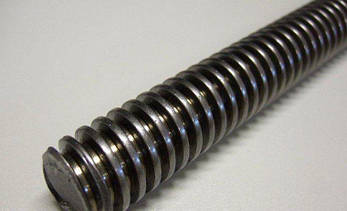 DIN 976 Шпилька с трапецеидальной резьбой Tr14х3х1000, фото 2
