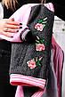 Детская демисезонная куртка для девочки «Доминика-1», фото 4