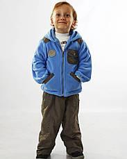 Демісезонний костюм-трійка для хлопчика KIKO, Кіко 1623, фото 3