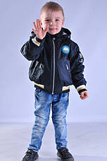 Куртка демисезонная для мальчика от Diwa Club (аналог Кико), 98-122, фото 3