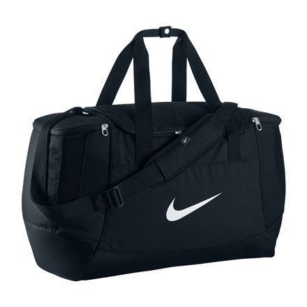 Сумка спортивная Nike Club Team Duffel BA5193-010 (original) 53л, средняя мужская женская