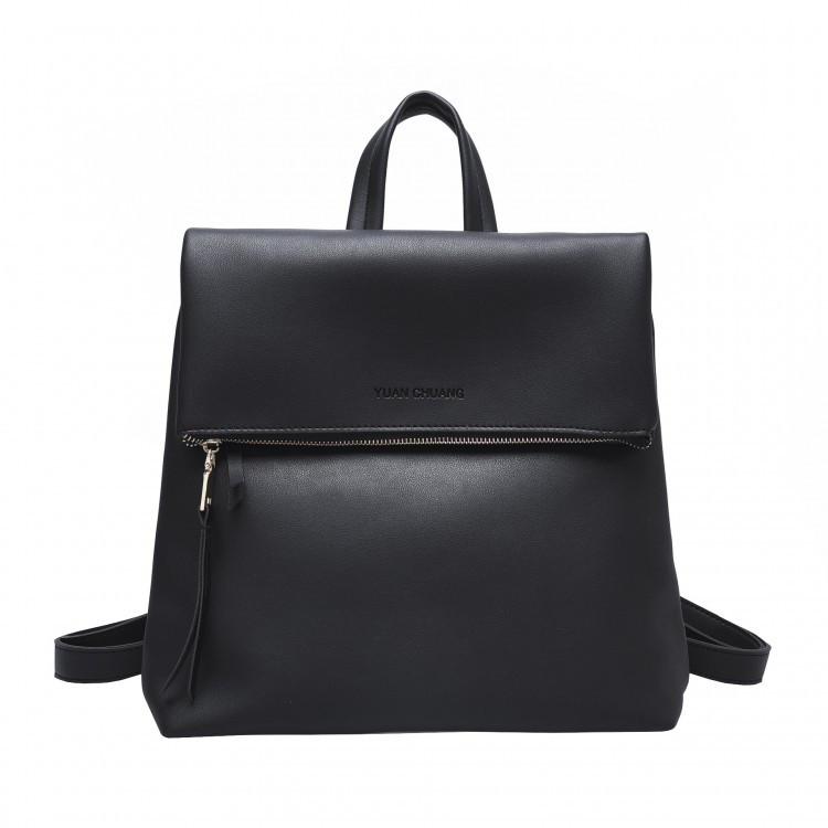 Рюкзак женский Hag черный eps-8140