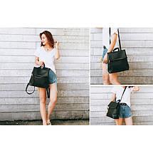 Рюкзак женский Hag черный eps-8140, фото 3