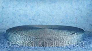 Лента киперная 20 мм серый