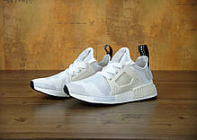 Женские кроссовки Adidas NMD XR1 Duck Camo White BA7233, Адидас НМД, фото 3